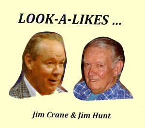 Jim Crane is the new Astros principal owner. Jim Hunt is my dear great friend and cousin.