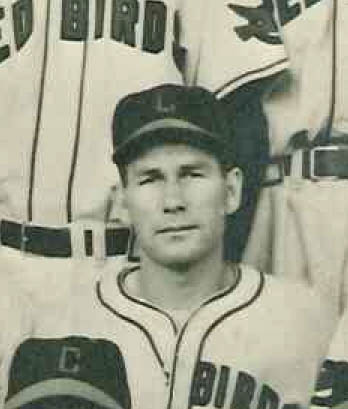 Solly Hemus, SS 1950 Columbus Redbirds