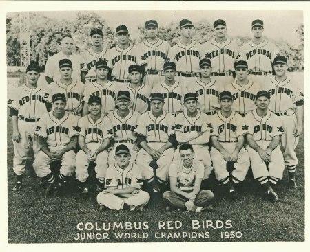 Columbus 50 Team
