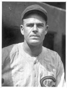 Curt Walker started his professional career as a Houston Buff in 1919.