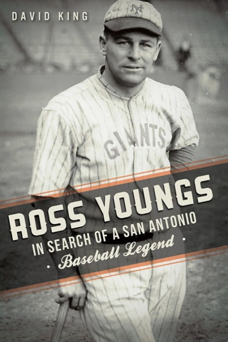 A new book on Ross  Youngs by David King is coming our way soon.
