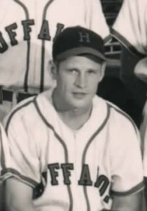 Eddie Kazak, 3B 1951 Houston Buffs
