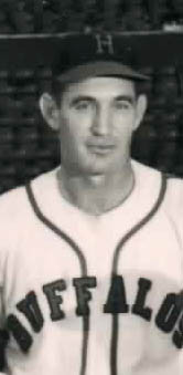 Fred Martin, Pitcher 1951 Houston Buffs