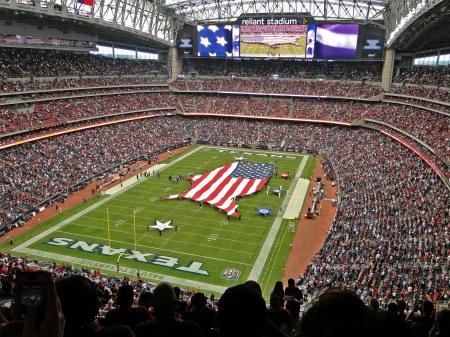 Reliant Stadium November 17, 2013 Raiders 28 - Texans 23