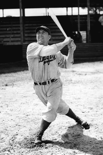Ernie Koy, Sr. is one of 114 batters who homered in his first MLB time at bat.