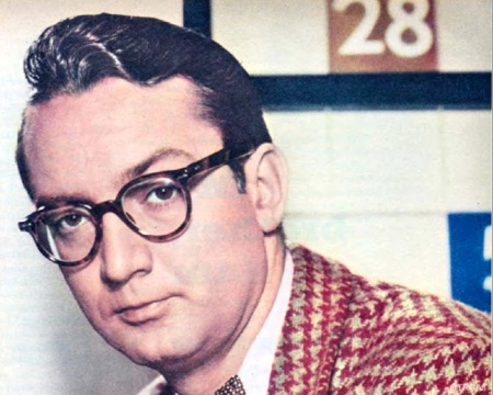 STEVE ALLEN 1954 Original Tonight Show Host