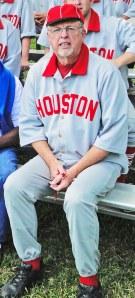 Bob Dorrill Manager Houston Babies