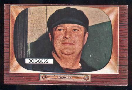DUSTY BOGGESS 1963 WINNER BILL KLEM AWARD