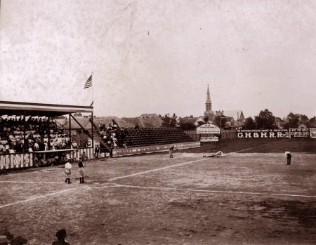West End Park, The Early Years. (Thanks to the Houston Public Library)