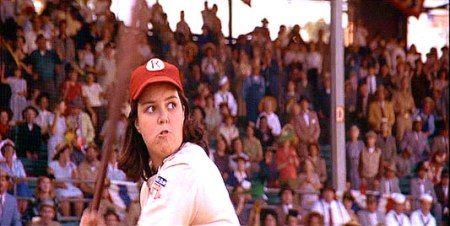 Rosie O'Donnell, Catcher ~ Yogii Berra said that he couldn't hit and think at the same time. Rosie O'Donnell says she can't speak and think at the same time.