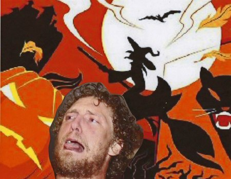 Hunter Pence Stars As - The Right Fielder from Hell!