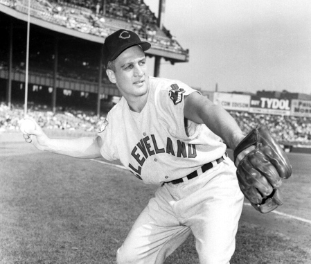 Al Rosen, 3B Cleveland Indians 1947-1956 192 HR, BA .285