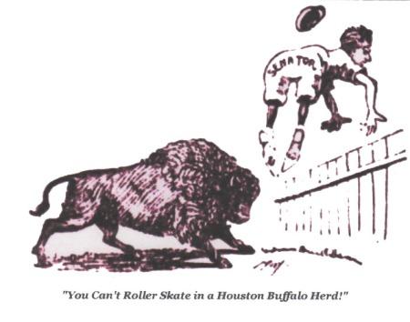 Are those Houston Buffs boozing again?