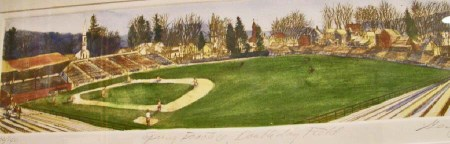 Double Day Field     Cooperstown, New York     By Deborah Geurtze