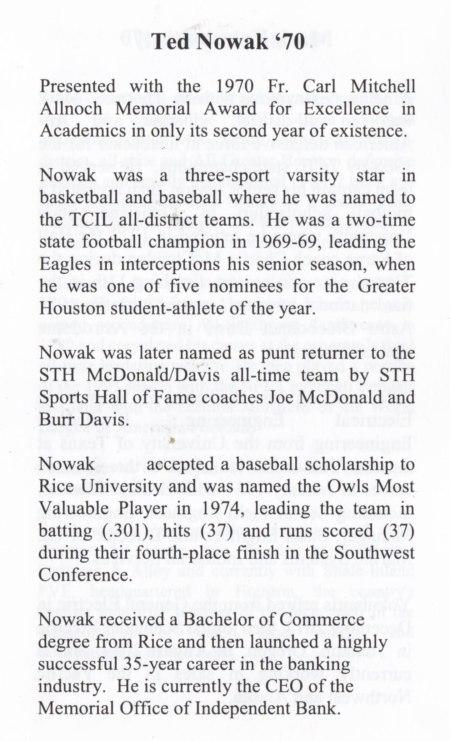 Ted Nowak