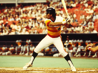 Thank You, .... Jose Cruzzzzzzzzzzz!!! ... and all who came before you in the first 25 years of Houston MLB History!