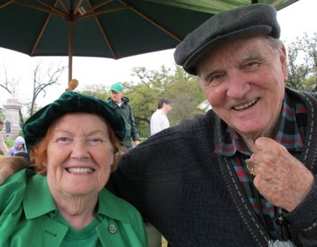 When Irish Eyes Are Smiling     Larry and Kathleen Miggins