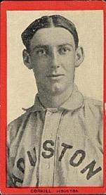 Robert Corkhill Houston Buffs 1909-1910