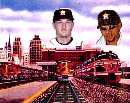 New Big Trains for Union Station COMING SOON! ALEX BREGMAN AND YULIE GUNZZIEL