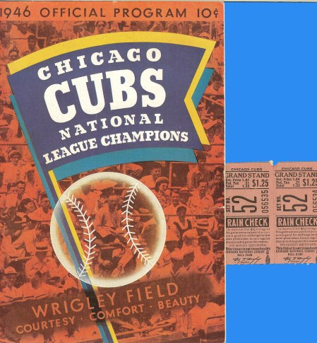 Photo Contribution By Bill Hickman Fan of the 2016 NL Champs The Chicago Cubs