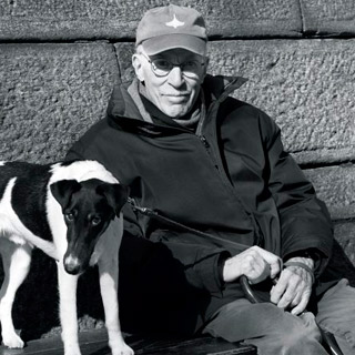 Writer Roger Angell, age 96 and Friend, Age and Name Unknown