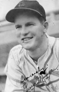 RED MUNGER St. Louis Cardinals 1943-44, 1946-52