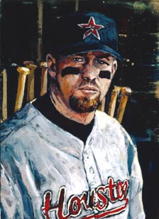 Jeff Bagwell By Opie Otterstad
