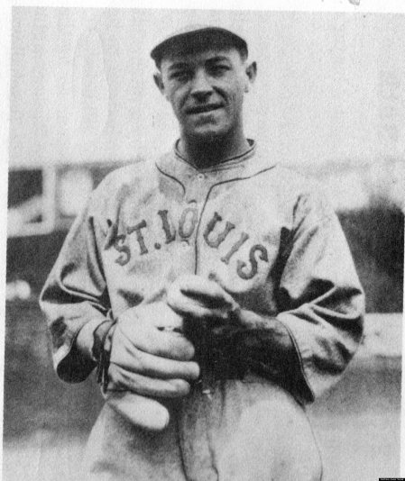 Hub Pruett of the St. Louis Browns The pitcher who had Babe Ruth's number