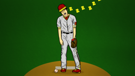 New study says jet lag effects pitchers the most.