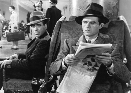 """Wilmer, what are you soing sitting here in the lobby of the Lancaster reading the sports pages? I told you to get over to NRG and let the air out of Brady's balls as a payback. Now it's too late. Better watch out for a telegram thys afternoon!"" - Sam Spade"