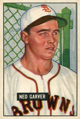 Ned Garver, 5'10