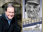1. Marty Appel with Casey StengelBook