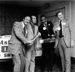 3. Stan Musial, Ernie Banks, RalphBranca