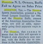 BUFFS-HSA – 1